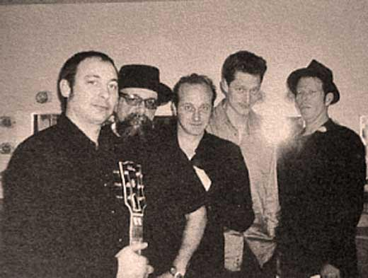Smokey with Tom Waits